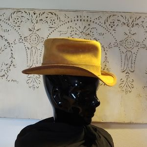 Leather Stoker SteamPunk Hatter from San Francisco